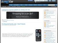 Thumbnail for mp3car.com