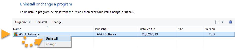 Repairing AVG Antivirus | AVG Support