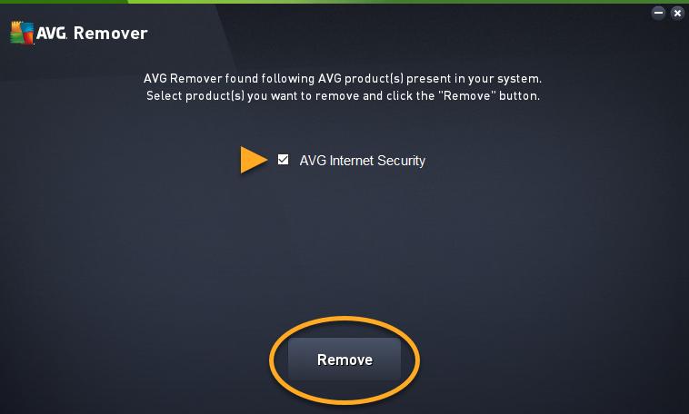 como desinstalar el antivirus avg free